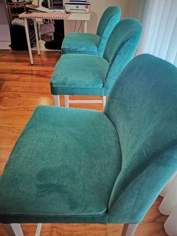 Cadeiras de ilha de cozinha