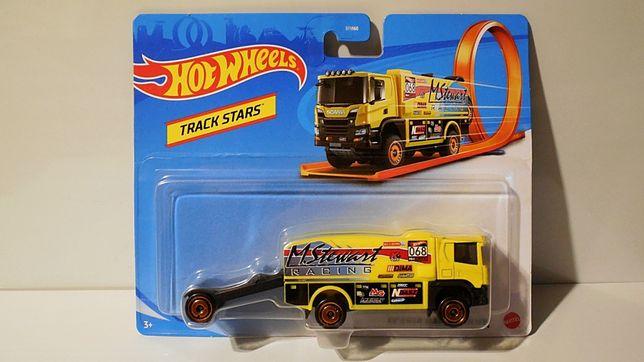 Hot Wheels. Хот вилс. Scania Rally Truck.