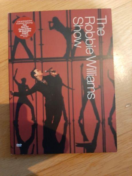 The Robbie Williams show DVD
