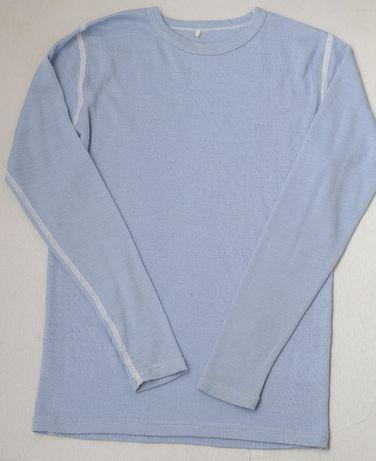bluzka z wełny merynosa, merino Reflex r. 134-140