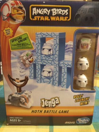 Angry Birds Star Wars Hoth. Battle Game