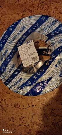 Kabel YDYp 3x1,5 NKT