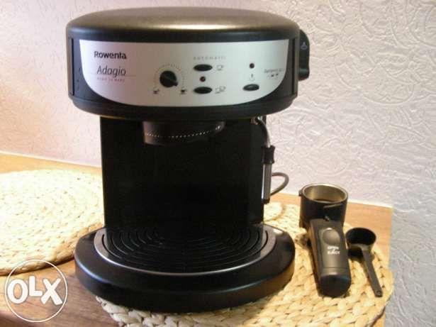 xEkspres do kawy ROWENTA Adago automatic