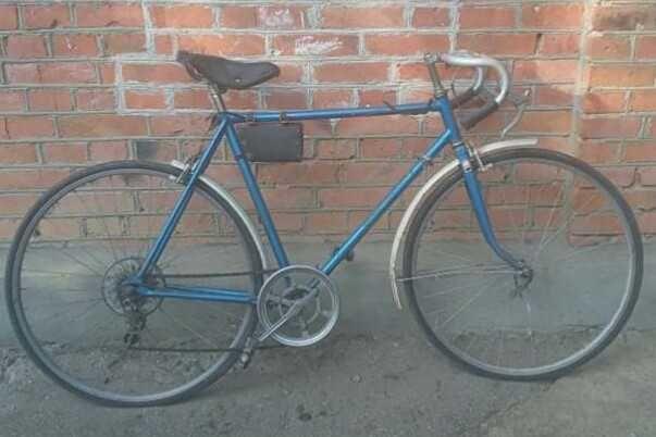 Велосипед дорожный ,,Спутник,, ссср.