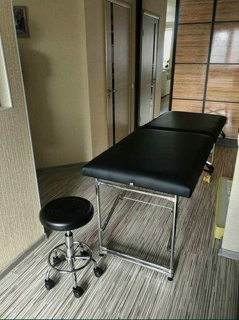 Косметологический стол, массаж, шугаринг, спа
