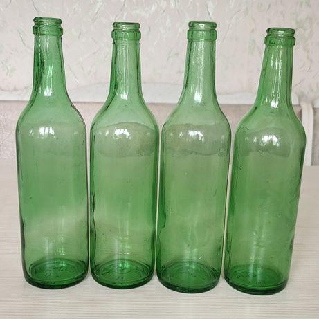 Бутылки СССР (82,83, 84 год)