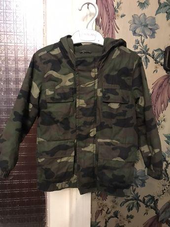Куртка демисезонная деми мальчик
