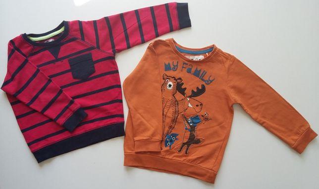 Bluzy dla chłopca rozm. 104