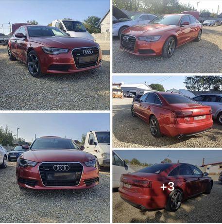 Разборка Audi a6 c7 a6 4g двери крыло капот бампер