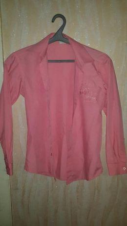 Школьная рубашка ZOOR на мальчика, рост 152-158см
