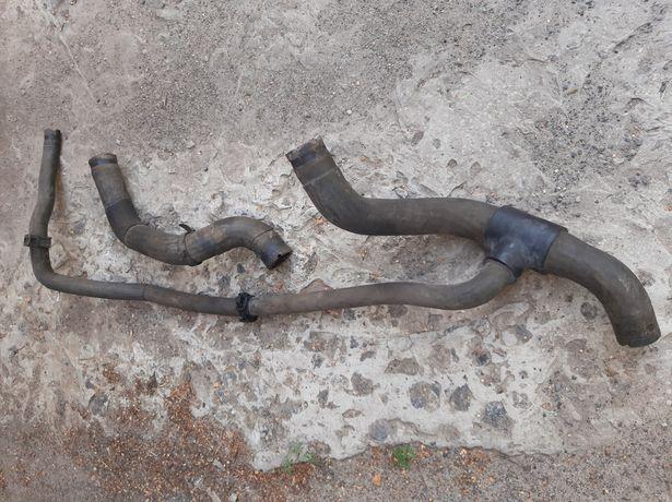 Патрубок радиатора,патрубок водяной Фиат Добло 1,6 бензин/газ