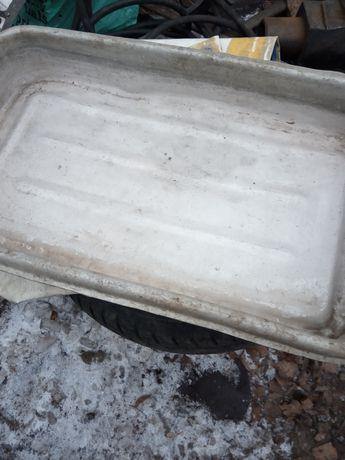 Алюминиевый ящик (лоток).