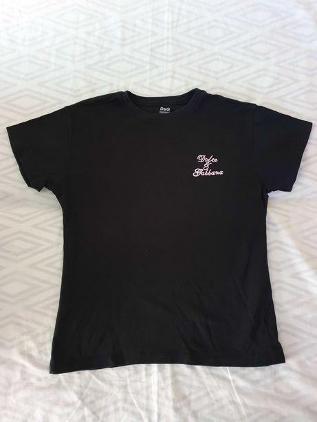 Koszulka Dolce & Gabbana D&G M L t- shirt