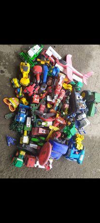 Детские игрушки ящик игрушек машинок іграшки