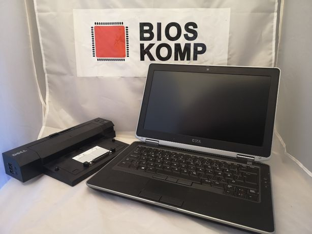 Laptop Dell Latitude E6330/i5-3340M/4 GB/128 SSD/Bioskomp/GWARANCJA