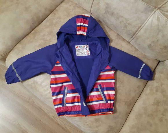 Водонепроницаемая куртка для девочки от Lupilu