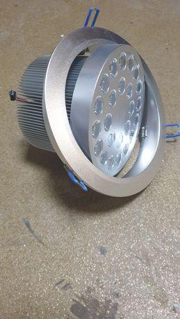Lampy led radiator