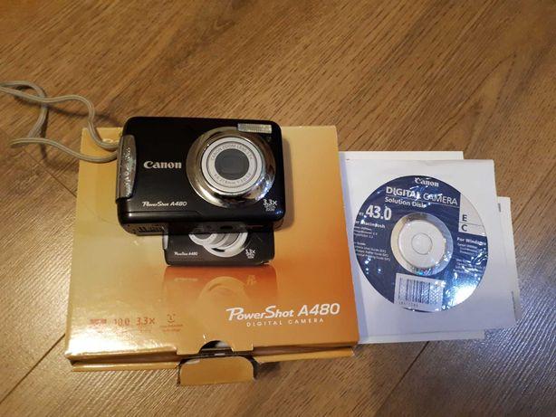 Продам фотоаппарат Canon A480