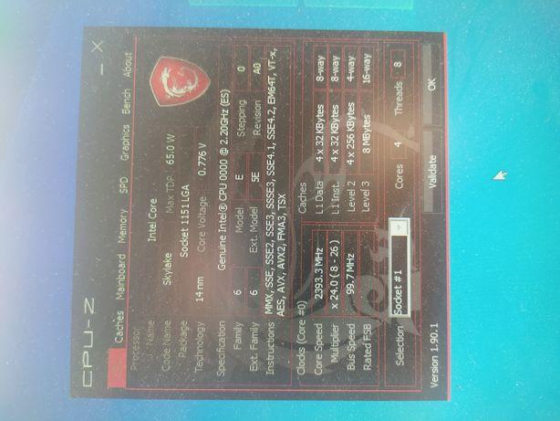 Ігровий пк i7 6700/gtx1070 ssd 500gb