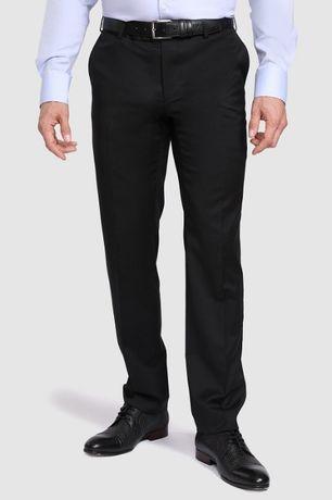Классические мужские брюки Marco Verro, черного цвета,рост 170см,новые