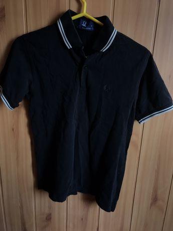 Fred perry черная футболка, оригинал