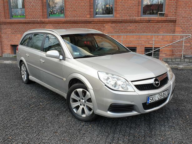 Opel Vectra C 2006r, Lift, 1.8 140km LPG Gaz