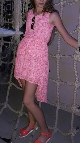 Сарафан, платье, джинсы, брюки, блуза подростковое модное стильное