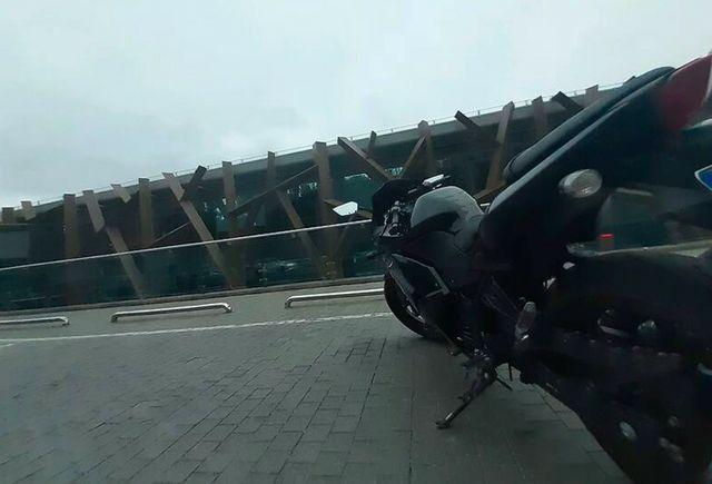 Состояние мотоцикла, как у нового