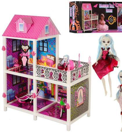 Хіт сезону!Будиночок для кукол! Kлевий!