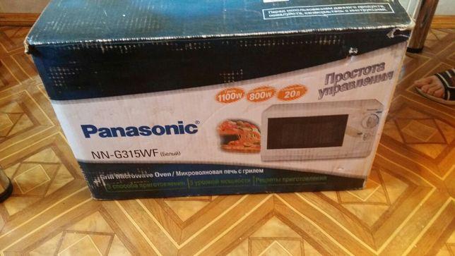 Микроволновая печь Panasonic как новое