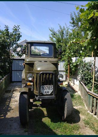 Саморобний трактор Т40, МТЗ, ЮМЗ з документами