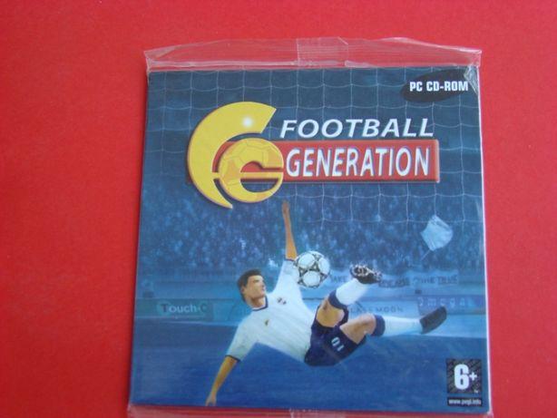 Gra Komputerowa PC CD-ROM Football Generation