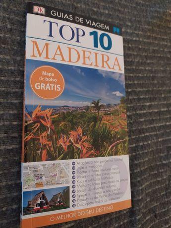 Livro - TOP 10 Madeira