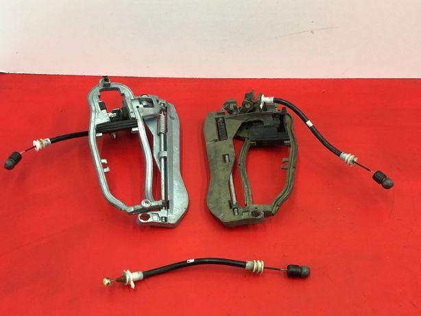 Рамка ручки двери механизм BMW X5 E53 Оригинал замок тросик БМВ Х5 Е53