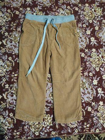 Штаны вельвет для мальчика .