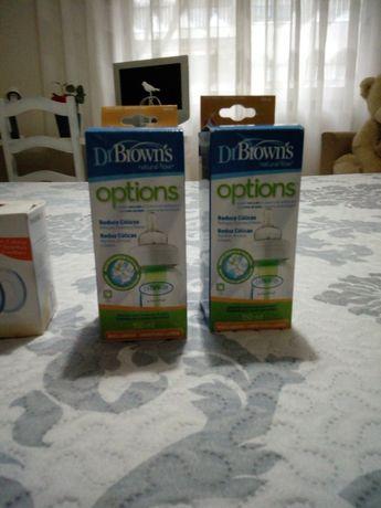Coisas para grávidas.estojo de produtos