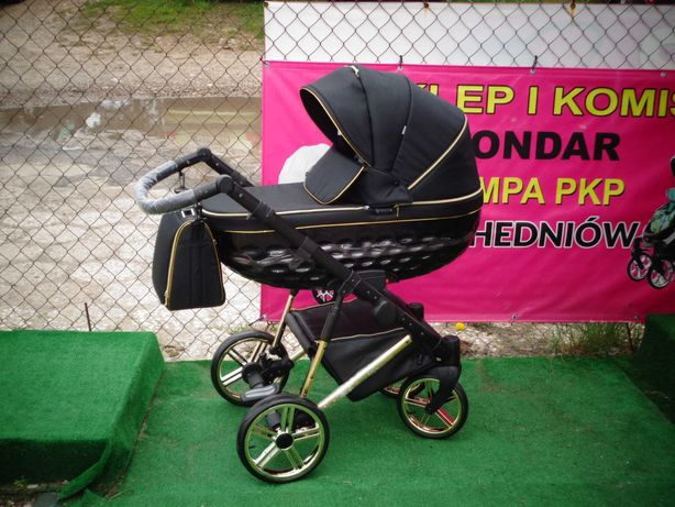 Nowy wózek 2w1, Sklep-Komis MONDAR Rampa PKP (koło przejazdu)