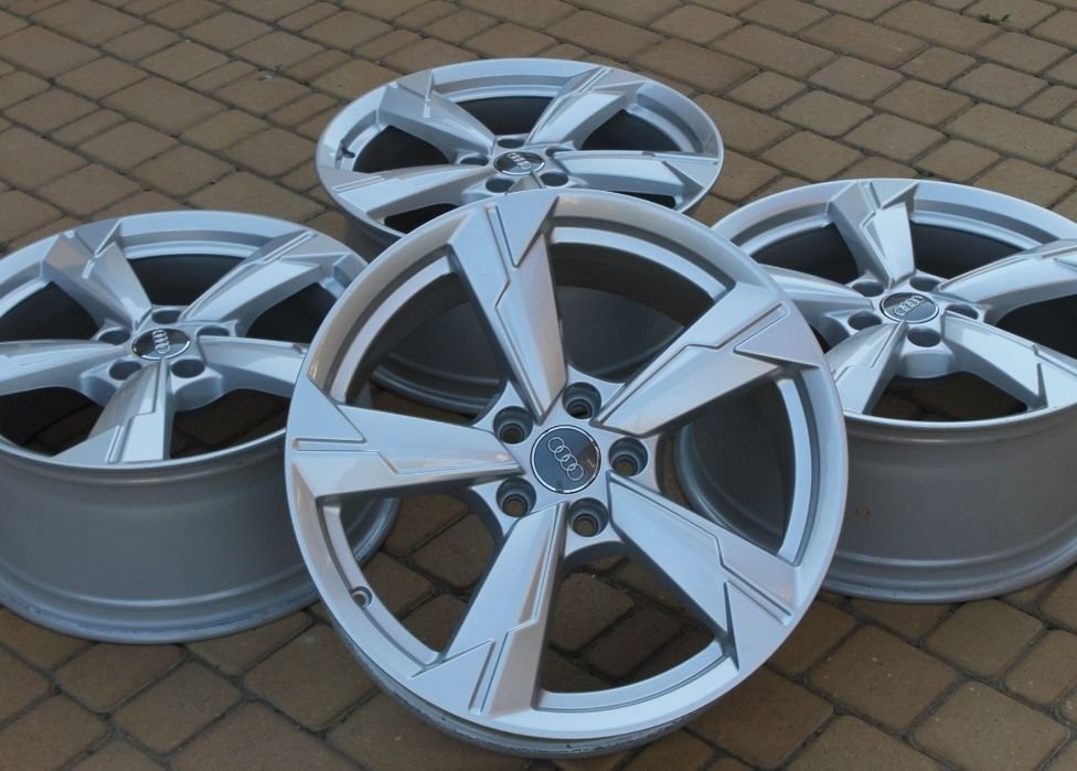 Новые оригинал R18 диски Audi A6 A5 A4 A3 Allroad RS 5/112 Volkswagen Николаев - изображение 1