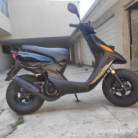 scooter bws 50 cc como nova
