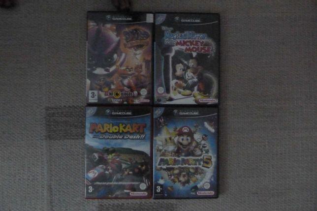 Jogos Nintendo Gamecube (Preço Variado)
