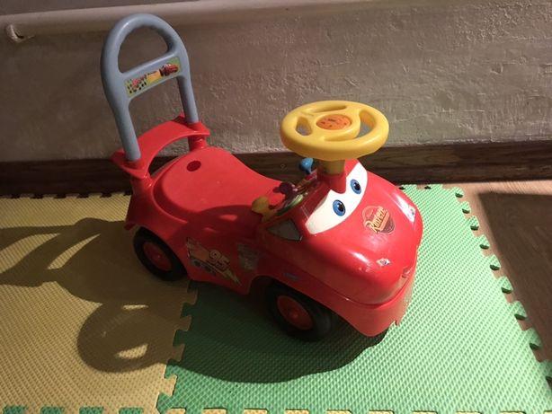 Samochód chodzik pchacz dla dziecka