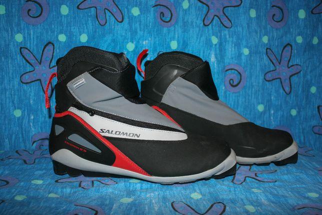 Лыжные ботинки Salomon SNS Profil, Fit 47 р,30.5 см