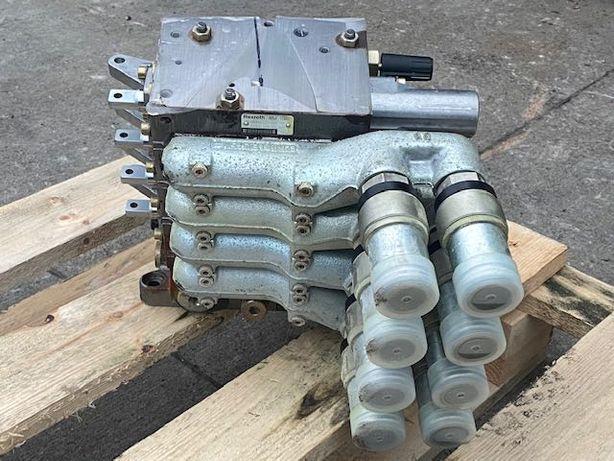 rozdzielacz hydrauliczny fendt deutz rexroth 4 sekcyjny nowy