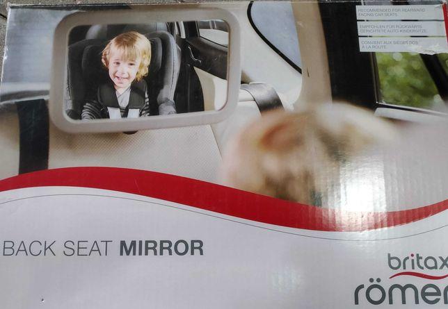 Britax Romer, lusterko do obserwacji dziecka w foteliku samochodowym