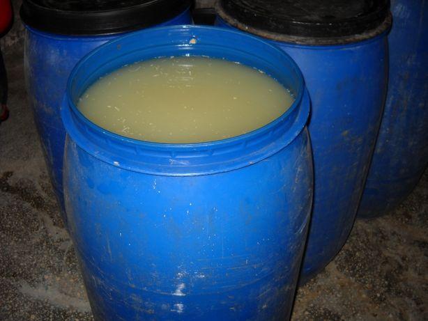 sok z kiszonej kapusty z uprawy własnej