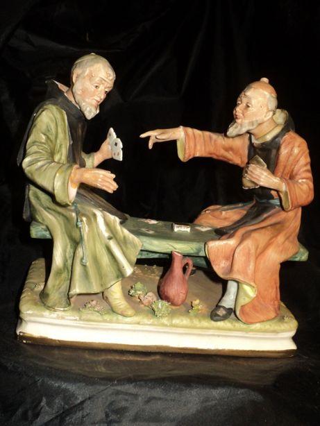 Статуэтка фарфоровая из Германии антиквариат бисквит старина эксклюзив