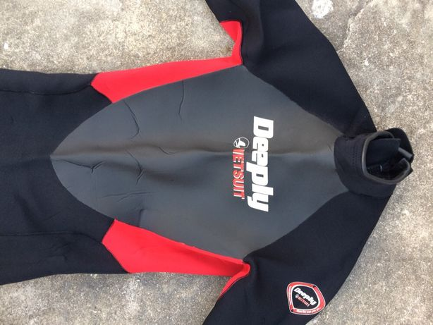 Fato de surf - Deeply pacific Pro 3/2