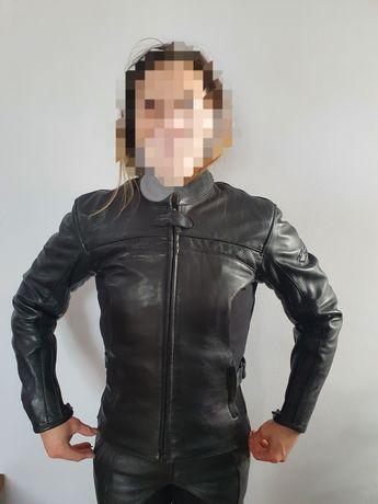 Kurtka motocyklowa  skórzana  RST 36 uk 8 damska
