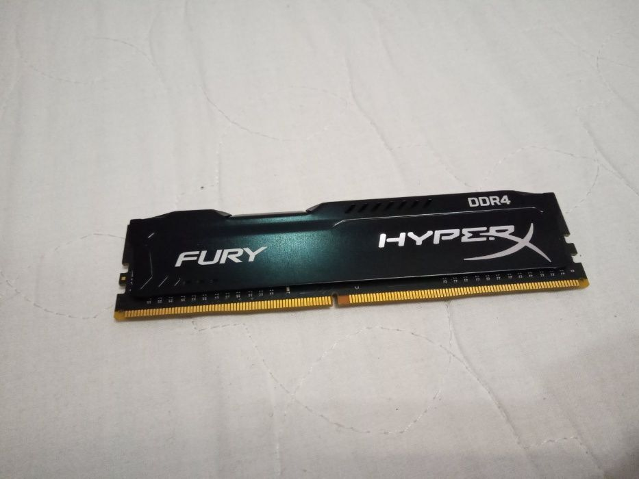 Память HyperX 4 GB DDR4 2133 MHz FURY (HX421C14FB/4) Киев - изображение 1