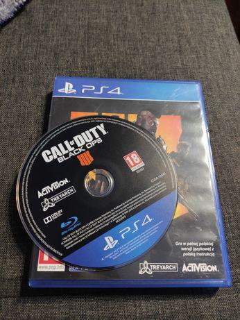 Black Ops 4 PS4 wersja polska